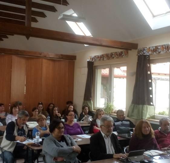 Noszvaj, 2017. szept. 22-24., Koordinátori értekezlet