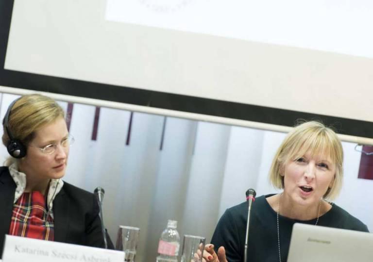 Szociális Jogok Európai Pillére (konferencia 2017.11.23.) FES fotó